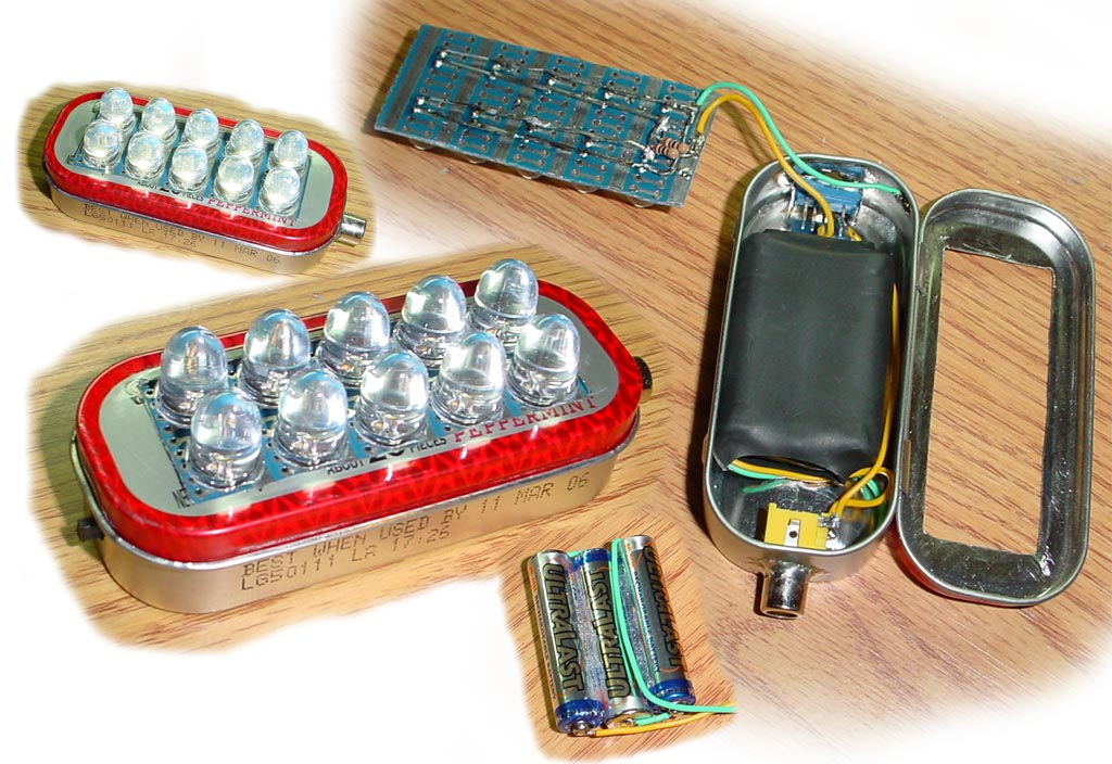 Altoids Flashlight