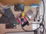 Custom UPS (Uninterruptible Power Supply)