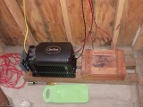 015 Inverter, Batteries Wired